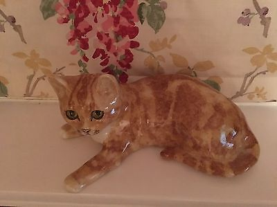 Winstanley Ginger Cat Size 4 Rare