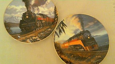 Royal Doulton plates - Limited edition