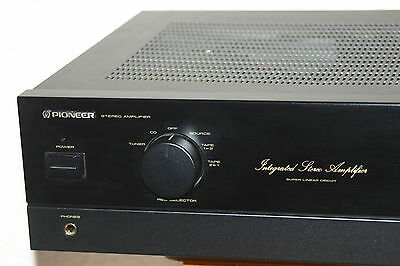 Pioneer A-400 Stereo Integrated Amplifier