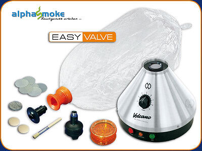 Volcano CLASSIC Vaporizer System + EASY-Valve Set - Made in Germany