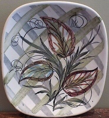Beautiful Glyn Colledge Signed Denby Dish