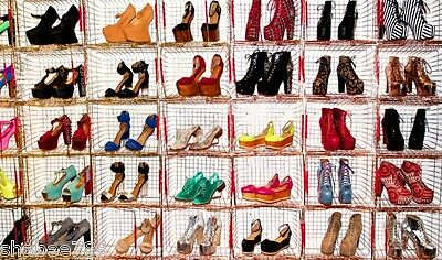 WHOLESALE LOT 50 Pairs Womens Fashion High Heel Platform Wedge Pumps Boots shoes
