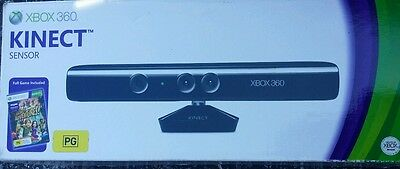 XBOX 360 KINECT MOTION SENSOR CAMERA+WARRANTY -Local Pickup