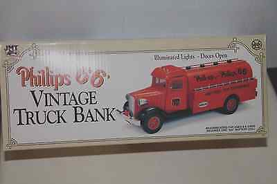 Phillips 66 Vintage Truck Bank First In Series  **new**