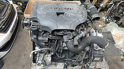 Peugeot 3008 2.0 Hdi Diesel  Rhh Automatic 4 Cylinder Engine