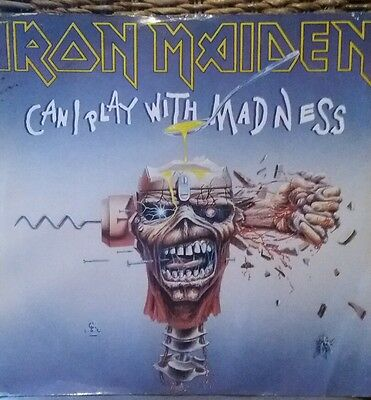 iron maiden can i play with madness record
