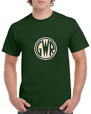 GWR Great Western Railway Train Top T-Shirt