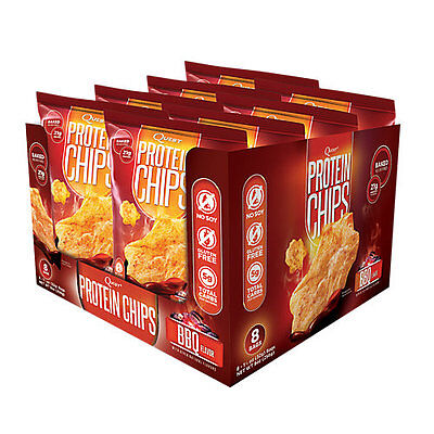 Quest Nutrition Quest Protein Chips - 8 Bags BBQ