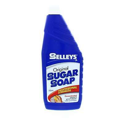 Soap Sugar Liquid Professional Strength Grease and Grime Cleaner Selleys 750ml