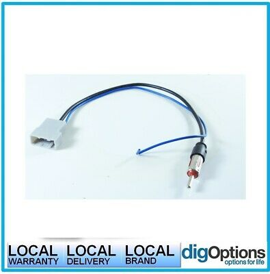 !Cable For Nissan New Radio Adapter Type 2 ISO Harness For Maxima Murano Navar
