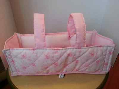 FAO Schwarz Triplet Collection Pink Tote