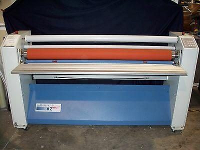 Seal Image 62plus Wide Format Laminator w/ New Rollers (Warranty Included)