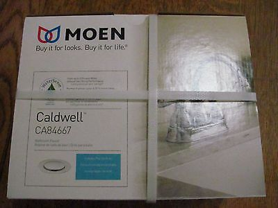 Moen Caldwell Faucet Ca84667  New In Box With Free Priority Shipping!