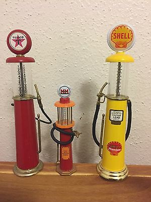 Gearbox Limited Edition Shell Gas Pump And Texaco Also Mm Nice