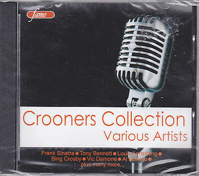 Crooners Collection - Various Artists - Brand New Music Cd