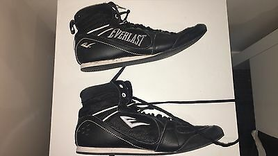 Everlast Boxing Boots