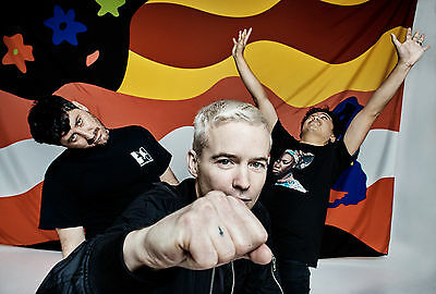 2 x The Avalanches tickets
