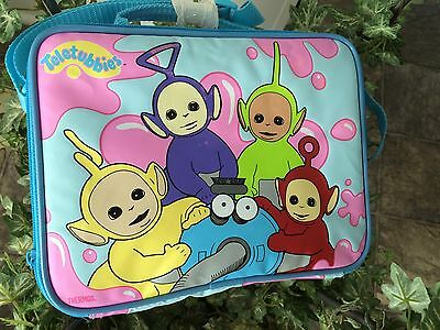 Teletubbies Lunch Box & Thermos NWT! Wow!