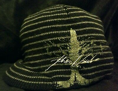 THE USED (stocking hat/beanie) OFFICIAL 'LOVE & DEATH' MERCHANDISE