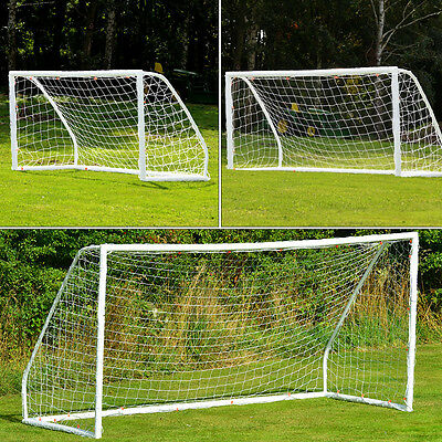 Football Soccer Goal Post Net 6x4ft/12x6ft/24x8ft for Sports Training Outdoor