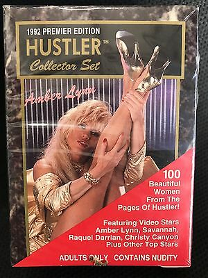 Unopened Series 2 Hustler Box Of 100 Trading Cards 1992 WH1