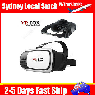 3nd Gen VR Head Gear VR Box 3D Glasses For iOS iPhone 7s. Samsung S6 S7 HTC LG