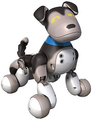 Zoomer Interactive Puppy Shadow Robot Dog Electronic Toy Learn Tricks