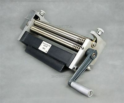 Brand New Metal Plate Steel Plate Rolling Machine Small Manual Bending Round T