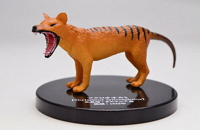 Takara Encyclopedia mystery Eternal Lost Breeds Extinct Animal Thylacine