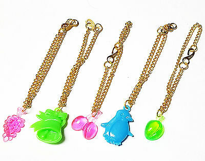 10 piece Girl Metal Bracelet VENDING Capsule TOYS PARTY favor pinata Bags gift