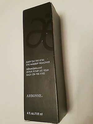 Arbonne Make up Remover Easy on the eyes