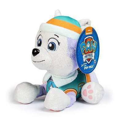 New Official 20Cm Paw Patrol Everest Plush Soft Toy Nickelodeon Dogs