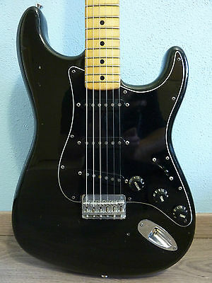 1979 Fender Stratocaster Hardtail. 100% original with hangtag and OHSC