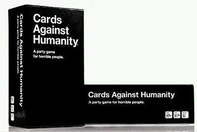 New Genuine Card Against Humanity UK Edition(Base pack) SALE! Fast Dispatch