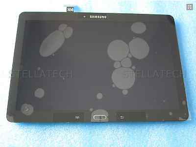 "GENUINE Samsung Galaxy Note 10.1"" P600 LCD screen Touch Screen + FULL FRAME Blk"