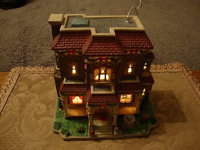 Lemax Village Collection/ Carole Towne Christmas Retired 2009/ Excellent!