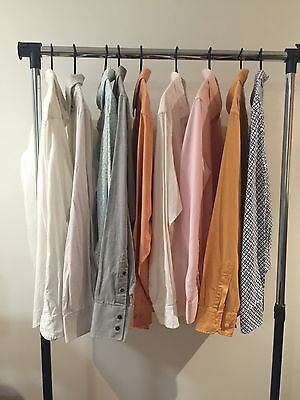 Mens Bulk  L/Sleev Shirts *9