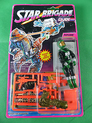 81104  GI Joe Star Brigade Roadblock 1993   MOSC NOS