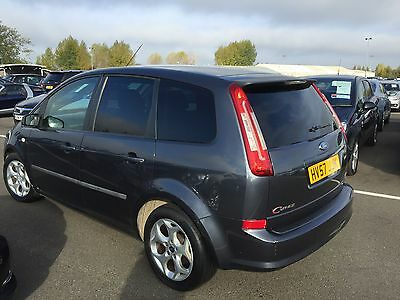 2007/57 Ford C-Max Zetec 1 Owner,privacy Glass,climate,front Fogs, Aircon,nice