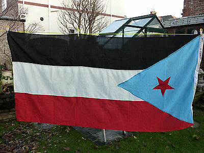 vintage s yemen ship country flag 6 ft x 3 ft