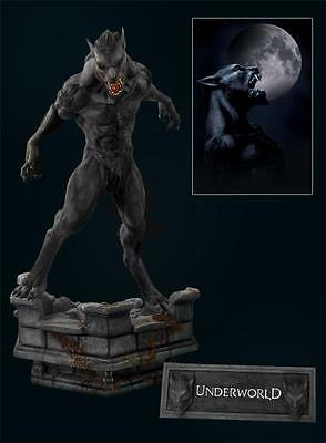 Underworld Lycan 1:4 Statue By Hcg, Sold Out Edition, Very Low Edition # 5!