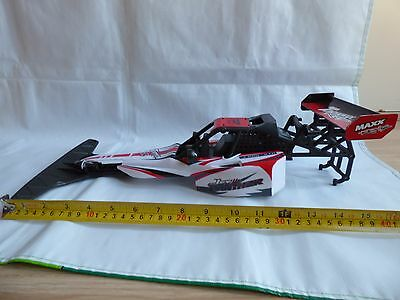 1:10 Hornet 2WD Off Road Buggy Car Body Shell RC Nitro Radio Controlled 4WD New