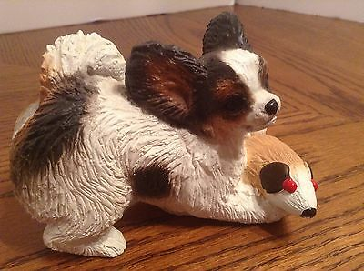 Nancy Pinke Limited Edition Papillon-My Toy Statue
