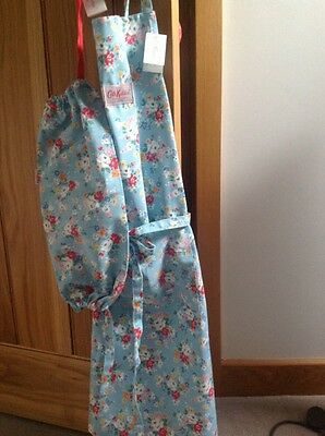 Cath Kidston Apron And Carrier Bag Holder Bnwt Clifton Rose