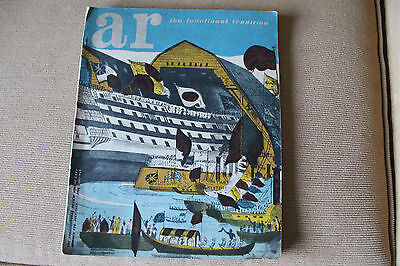 Architectural Review Magazine July 1957