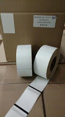 """Hobart Quantum 3.5"""" Blank Scale Labels - Best Price Overall"""