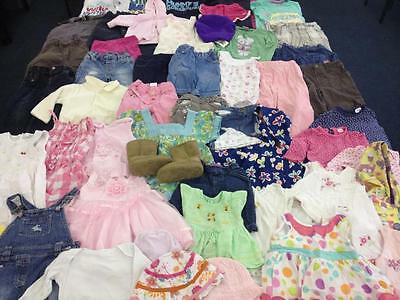 Job Lot of 150 Grade A Children's Clothes Boys, Girls, Baby, Teenager