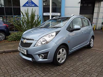Chevrolet Spark 1.2 2012MY LS+