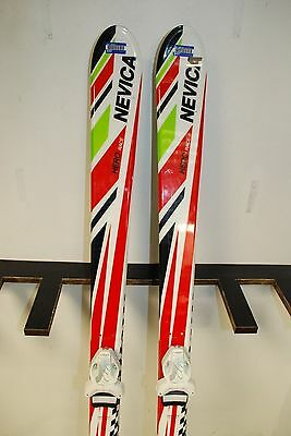 Very Slightly Used!!! Nevica Hero Race 150 cm Ski + Tyrolia/HEAD 7.5 Bindings