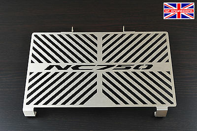 Honda Nc750 Sp Engineering Stainless Steel Radiator Cover Guard (Second)